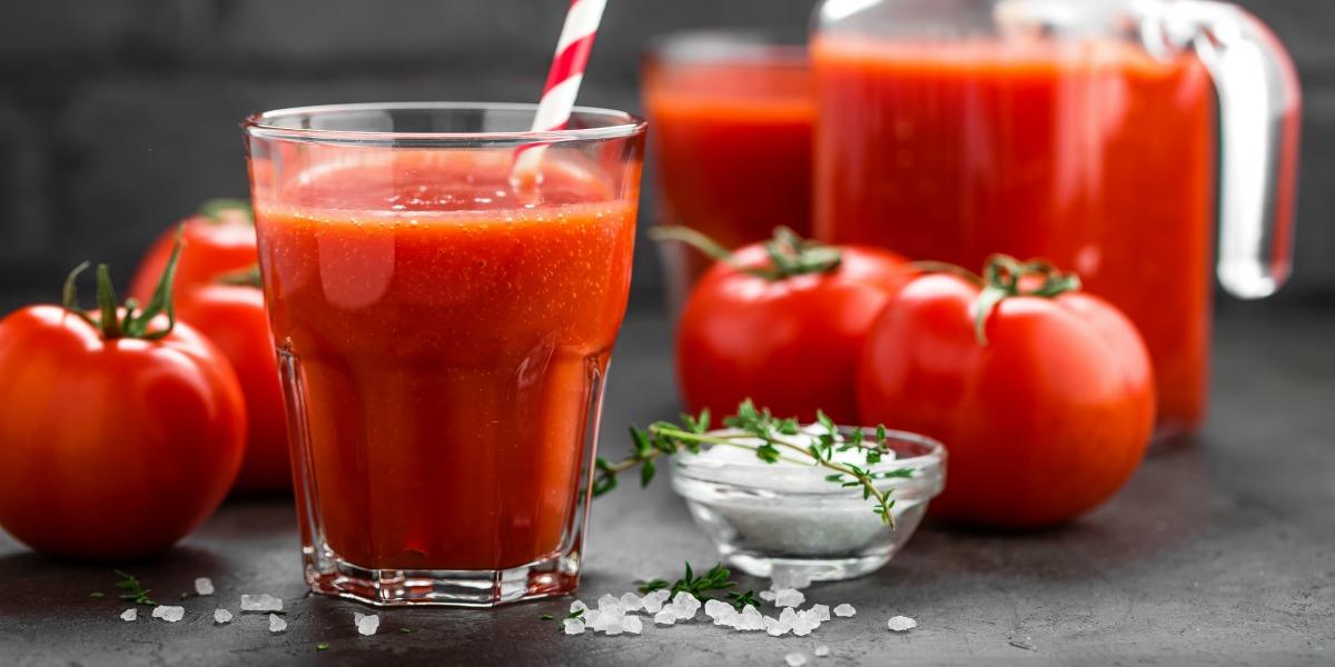 Tomato Juice Recipe using your Champion Juicer