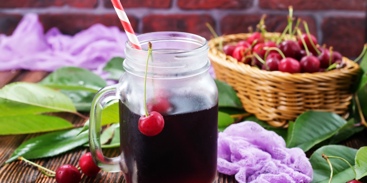 Cherry Juice Recipe