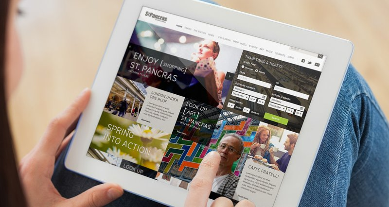 St-Pancras-Digital-Look-up-Messgaing-listing-landscape
