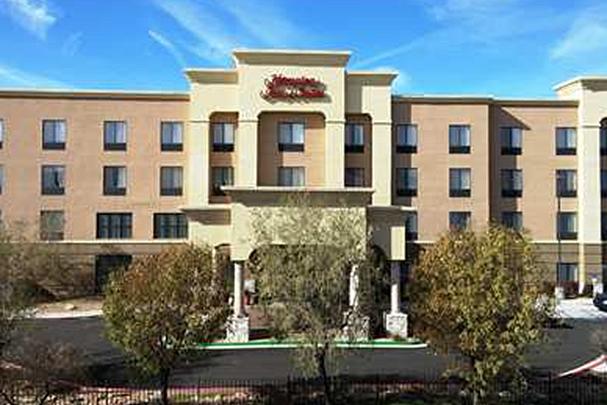 Hampton Inn & Suites, Albuquerque, NM