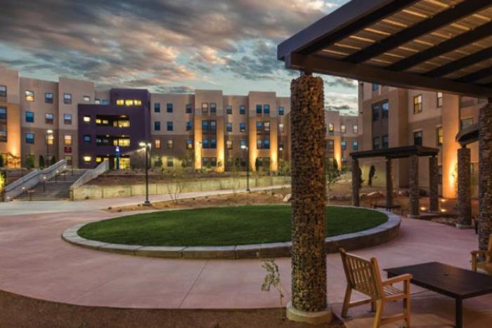 Casas del Rio University of New Mexico