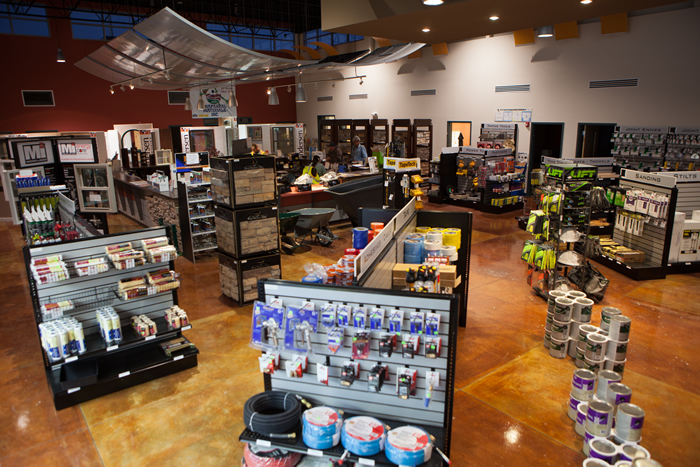 Chaparral Materials Inc Ordering Specialty Products