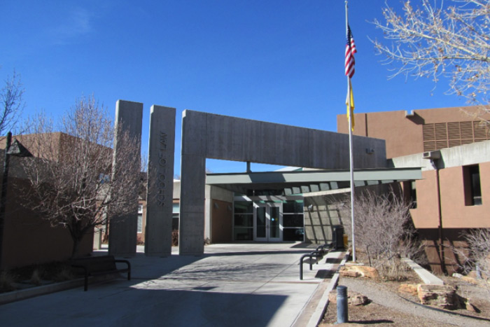 UNM Bratton Hall