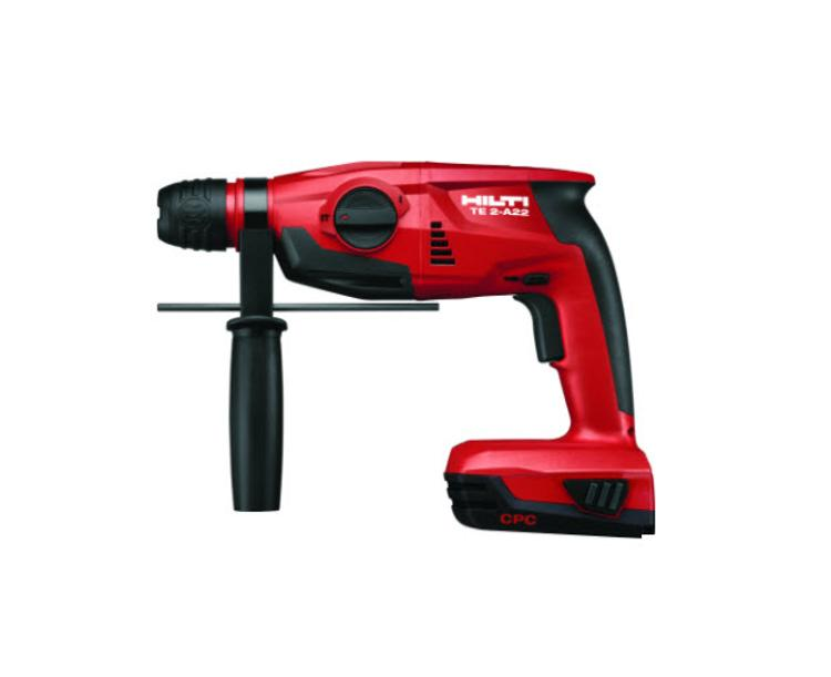 22v hilti te 2 a22 cordless compact rotary hammer at. Black Bedroom Furniture Sets. Home Design Ideas