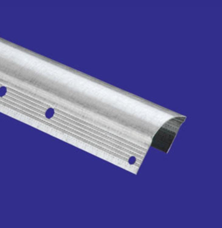 1/2 In X 10 Ft Phillips 3/4 In Bullnose Metal Door U0026