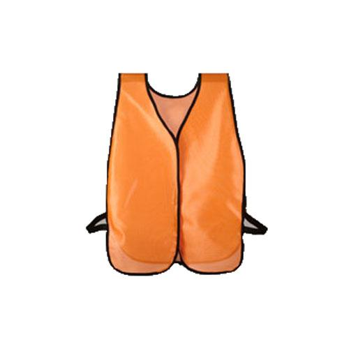 ERB Non-ANSI Plain Orange Safety Vest