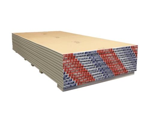 5/8 in x 4 ft x 10 ft Panel Rey Fire Rey C Gypsum Board