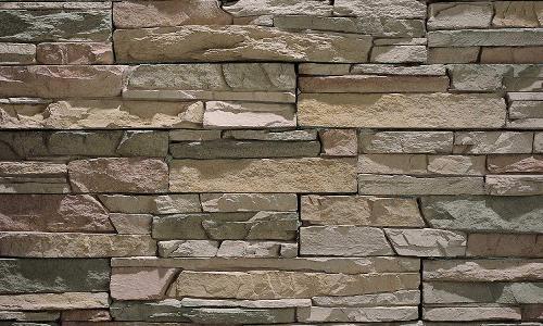 Eldorado Stone Stacked Stone Veneer Corner - Castaway