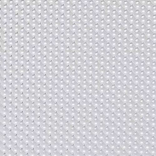 .100 in x 2 ft x 4 ft Clear Prismatic Polystyrene Pattern 12 Lens