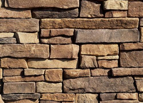 Eldorado Stone Mountain Ledge Stone Veneer Panel - Russet