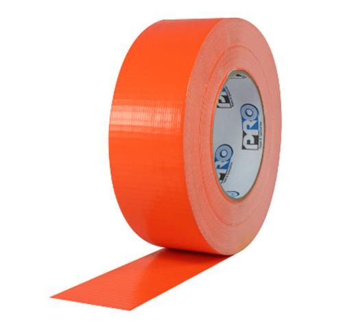 64 yds Pro Tapes Pro® Duct 139 Orange Fluorescent Duct Tape