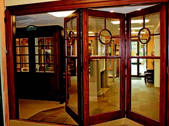 Chapman Windows & Doors Showroom