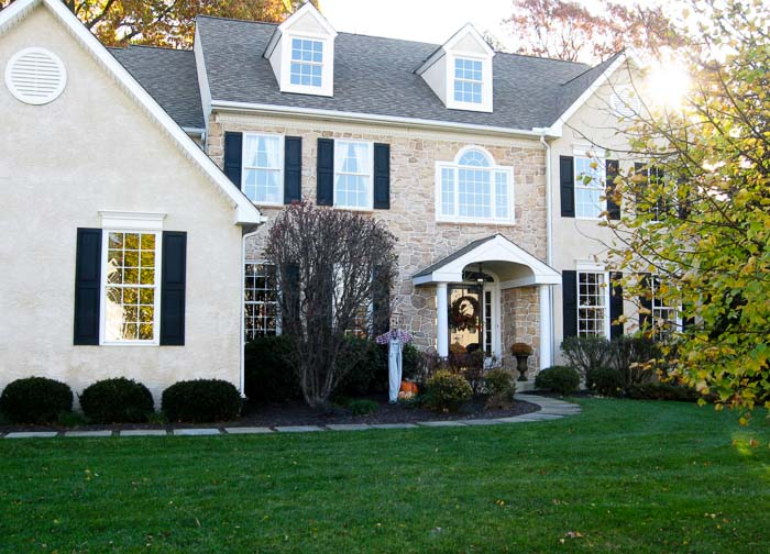 West Chester Pa Stucco Remediation Project Chapman
