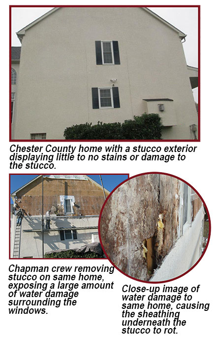 Pennsylvania Stucco Remediation