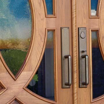 Simpson Door Installer