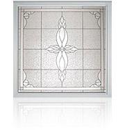Bon Decorative Bathroom Window