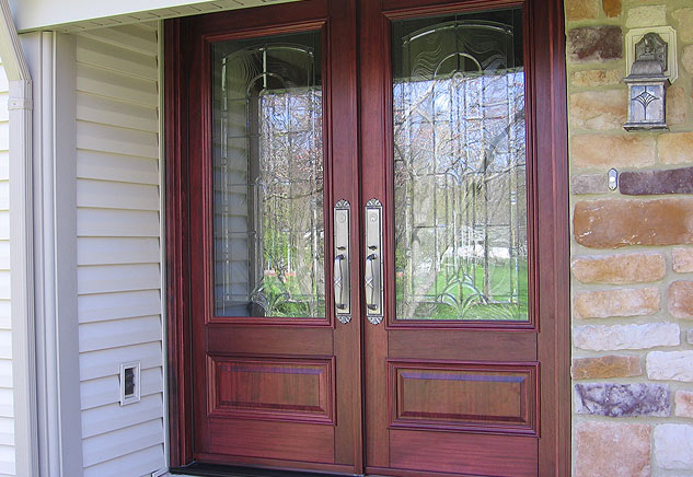 The brands we carry include leaders like Therma Tru Doors and ProVia Doors which are backed by years of quality and outstanding warranties. & Door Staining - Chapman Windows Doors u0026 Siding