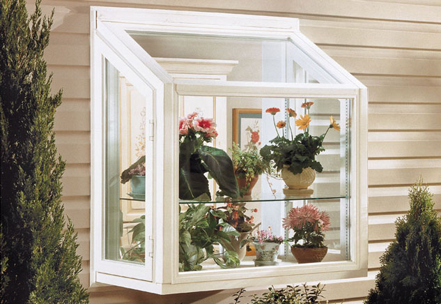 Garden Windows - Chapman Windows, Doors & Siding