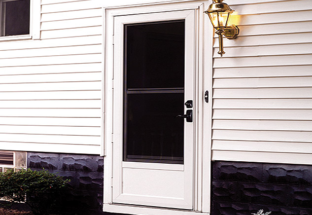 Storm Doors Chapman Windows Doors Siding