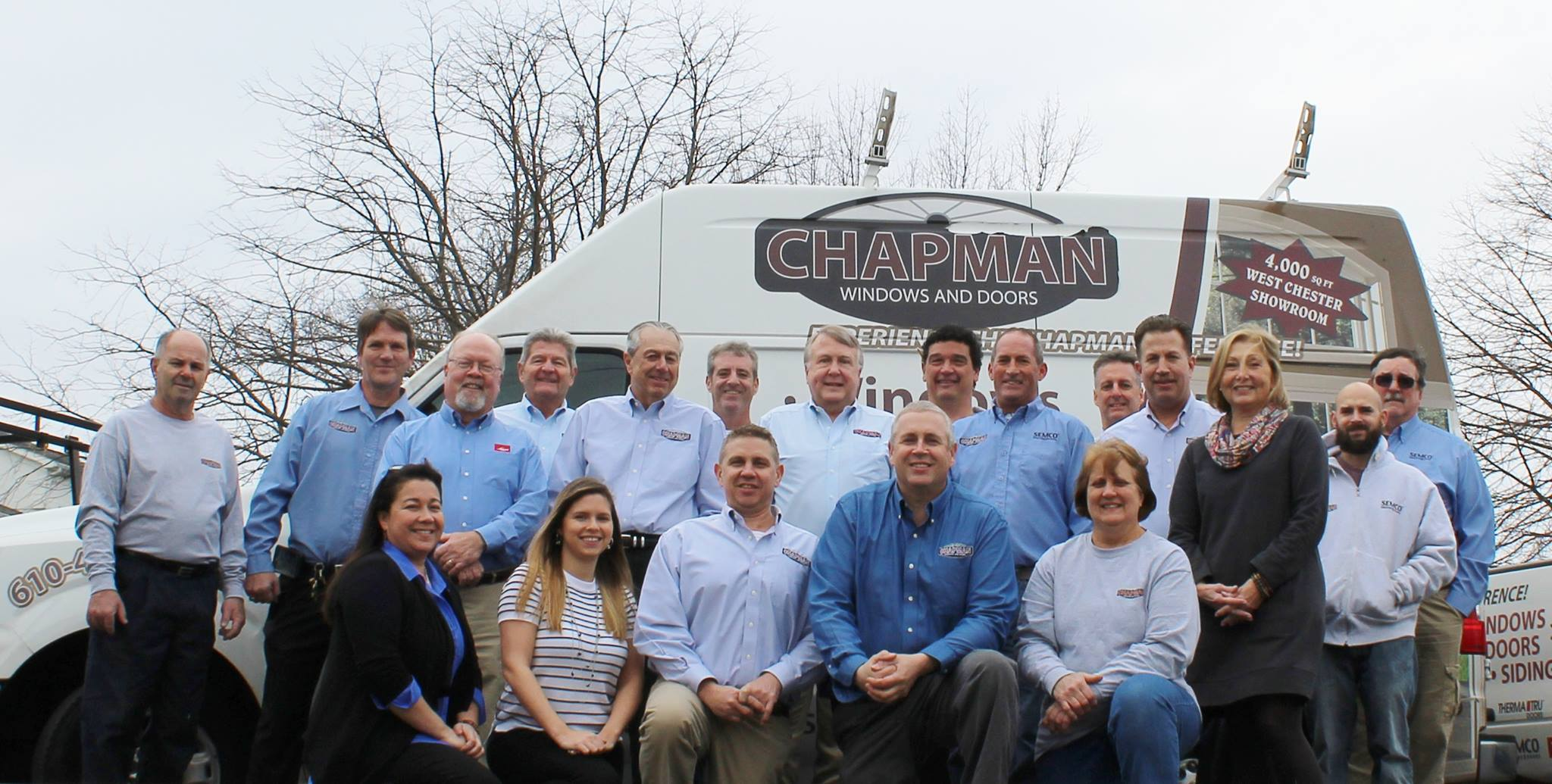 Chapman Windows and Doors Home Improvement Contractors