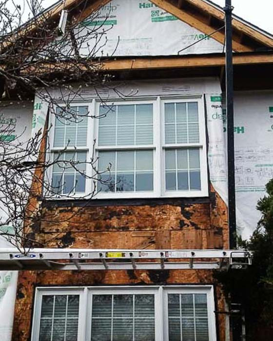 Did You Know? We specialize in Stucco Remediation