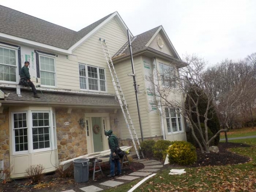 Window, Door & Siding Installation