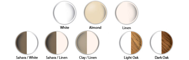 Awning Window Colors