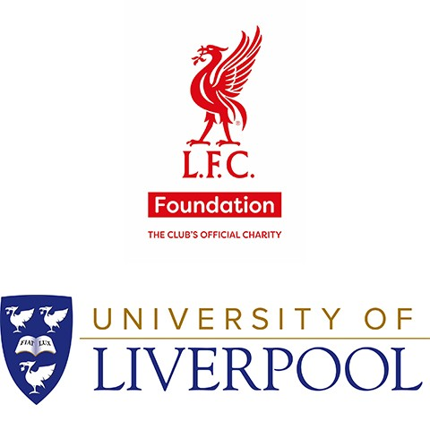 IntoUniversity North Liverpool supported by the LFC Foundation and University of Liverpool