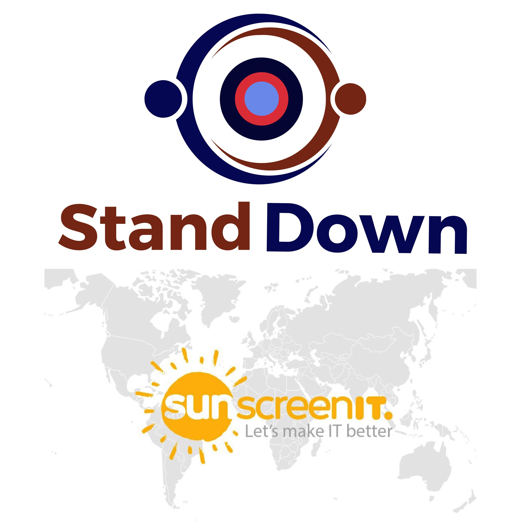 Sun Screen IT & Stand Down