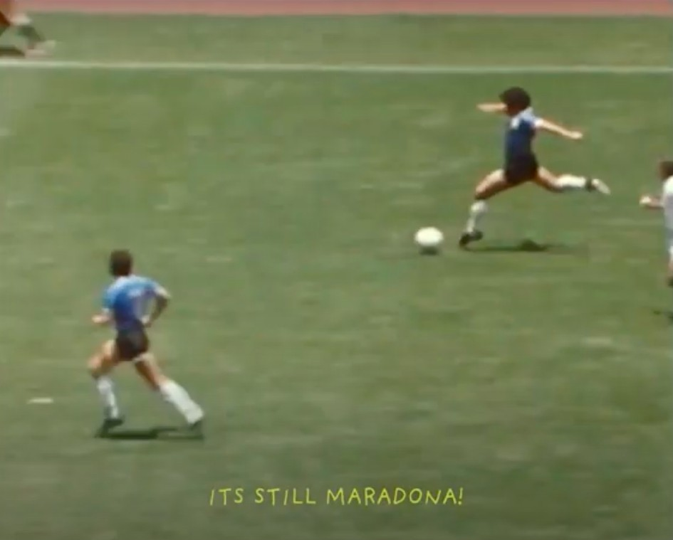The Maradona Opus