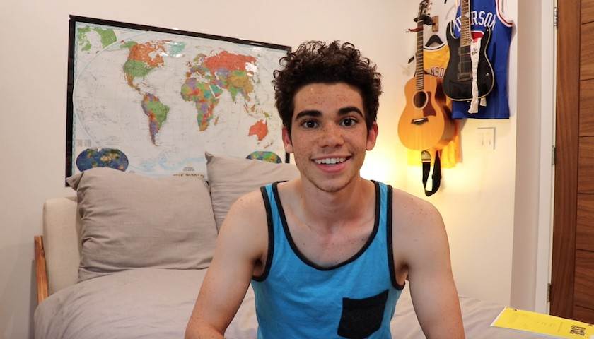 Have Lunch with Cameron Boyce