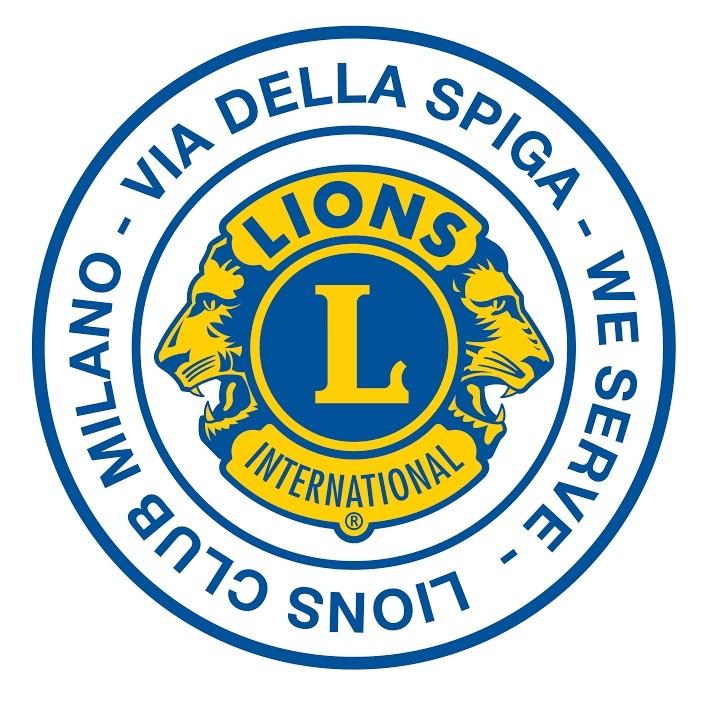 Lions Club Milano Via della Spiga