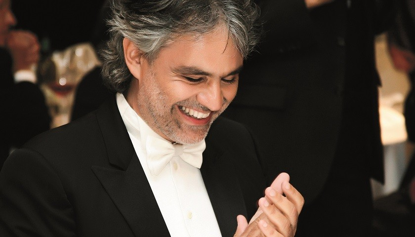 An Evening with Andrea Bocelli in Verona