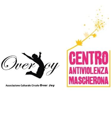 Circolo Over Joy per Centro Antiviolenza Mascherona