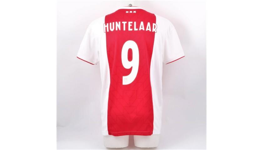 Huntelaar's Match Shirt, Ajax-Juventus 2019