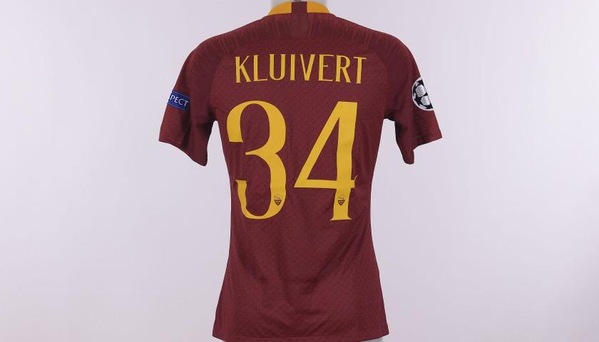 Kluivert s Worn Shirt ddeb464f3