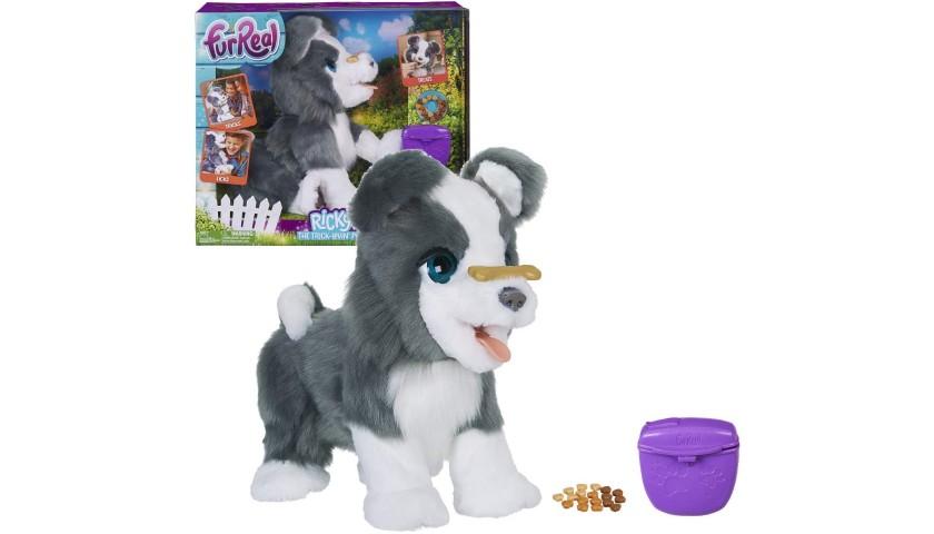 Hasbro Fur Real Ricky Toy