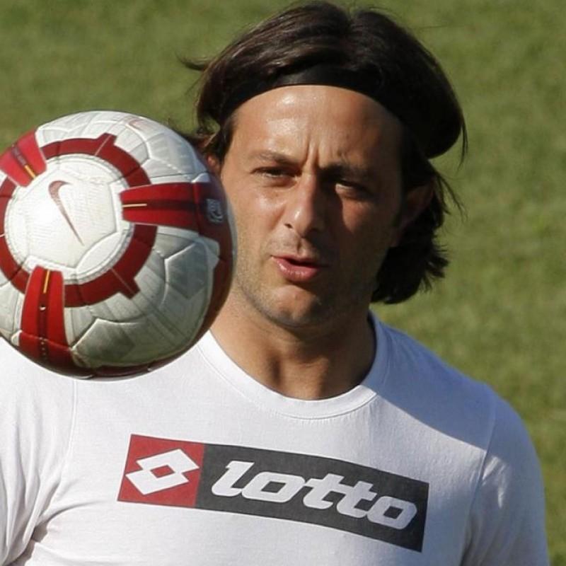 Maglia gara Belardi Udinese, Serie A 2010/11
