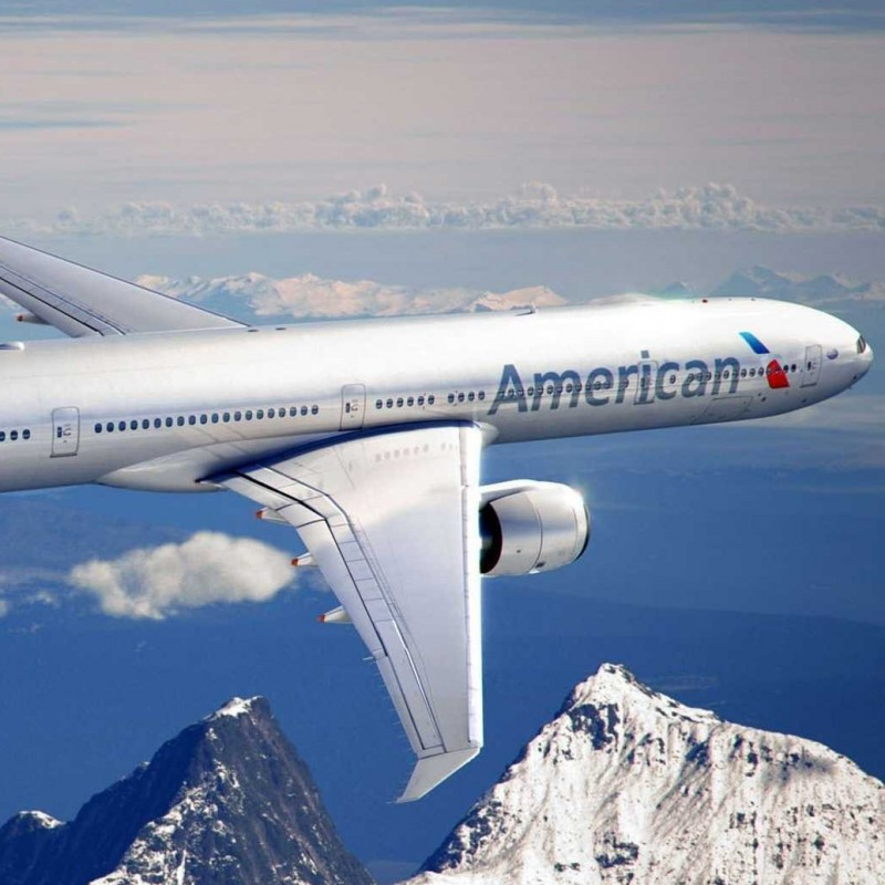 Travel with 400,000 AAdvantage Miles