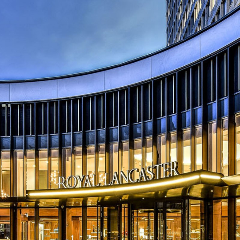 Lancaster London Hotel Overnight Stay for 2