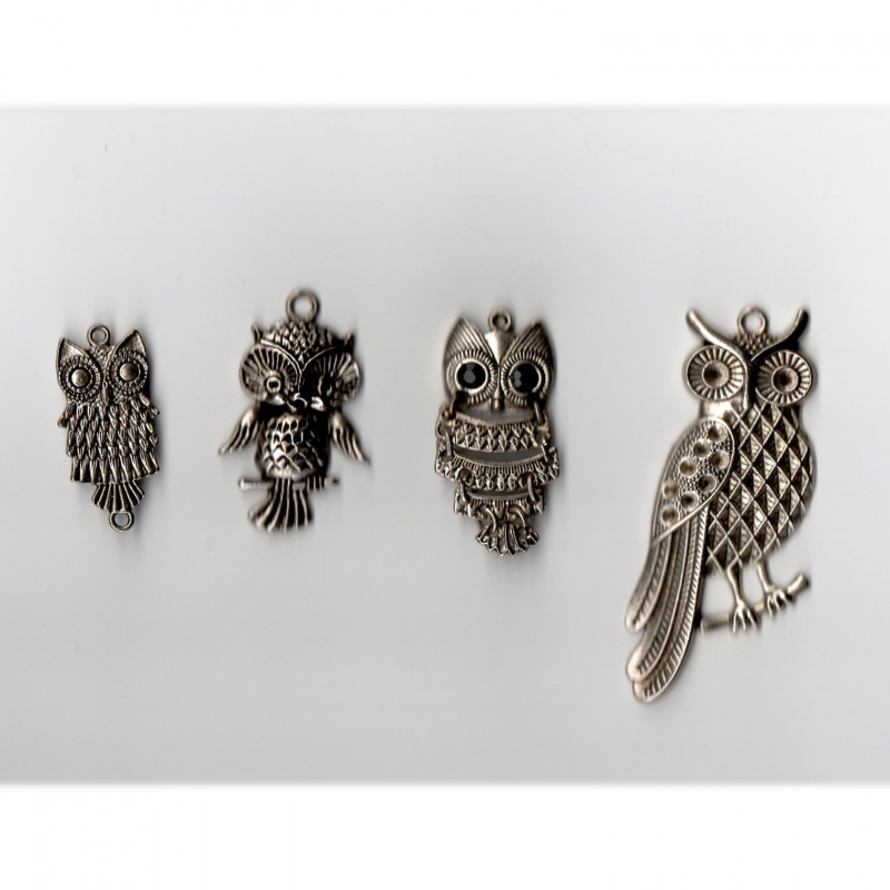Good Luck Owls - Pendant Collection