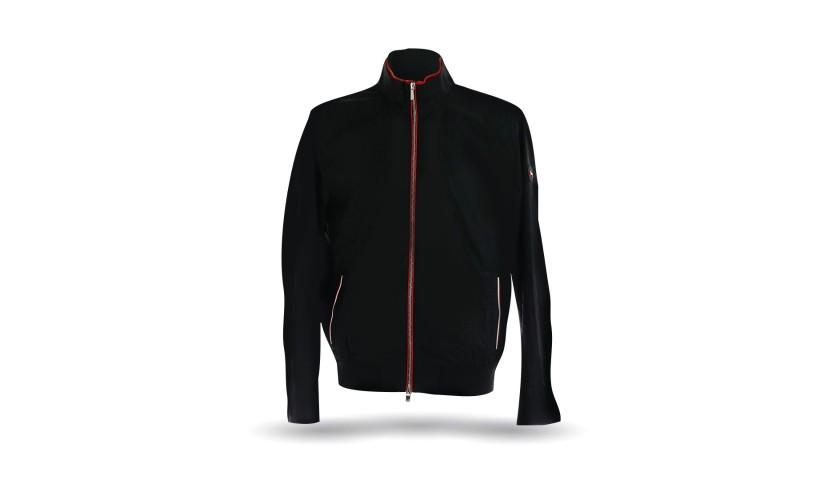 Harmont & Blaine Bomber Jacket & Polo Shirt with Milan 1899 Logo