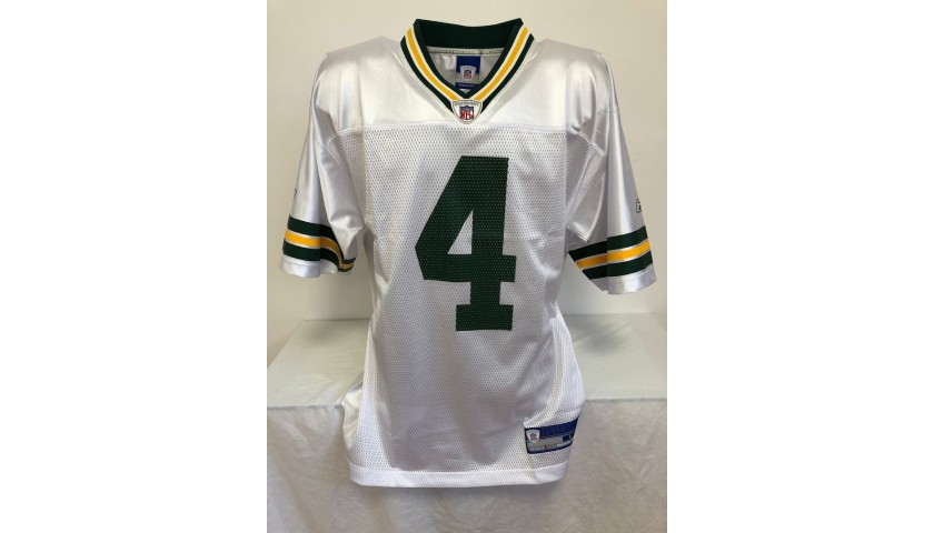 Favre's Official Green Bay Packers Signed Jersey, 1999