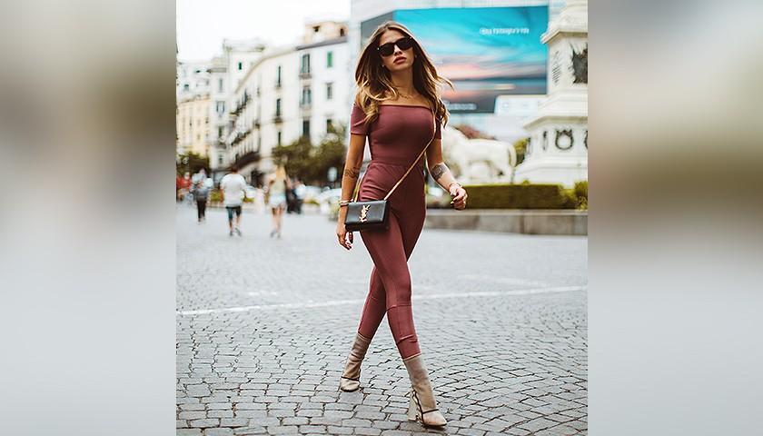 Meet Chiara Nasti During Milan Fashion Week