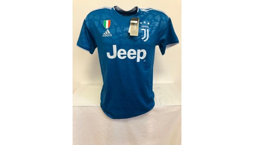 Dybala's Official Juventus Signed Shirt, 2019/20