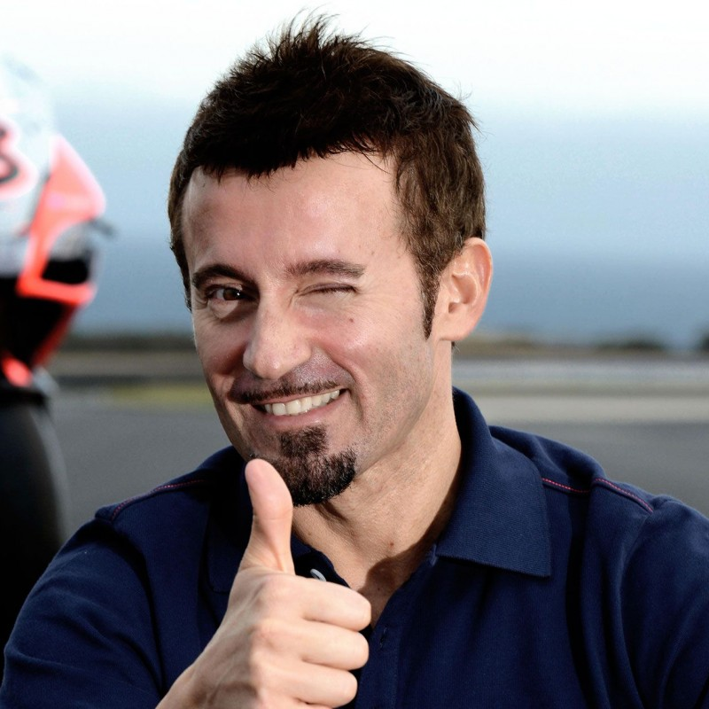 Attend the Mugello MotoGP Alongside Max Biaggi