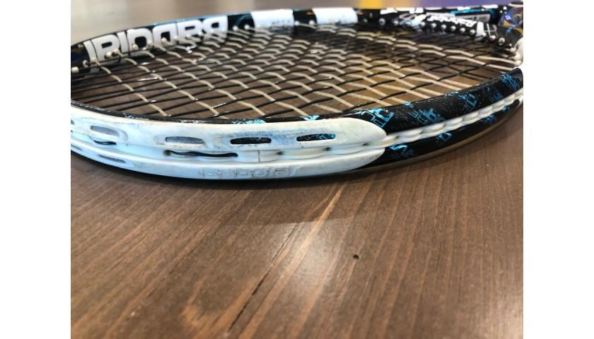 Agnieszka Radwanska Signed Used Tennis Racquet