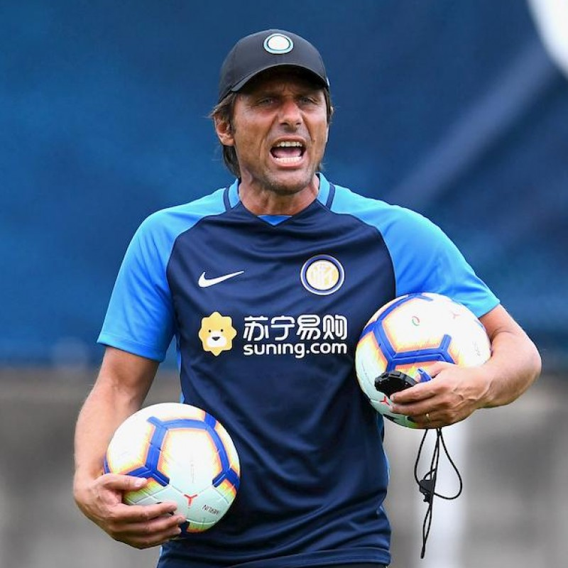 Attend an Inter Training Session and Meet the Players