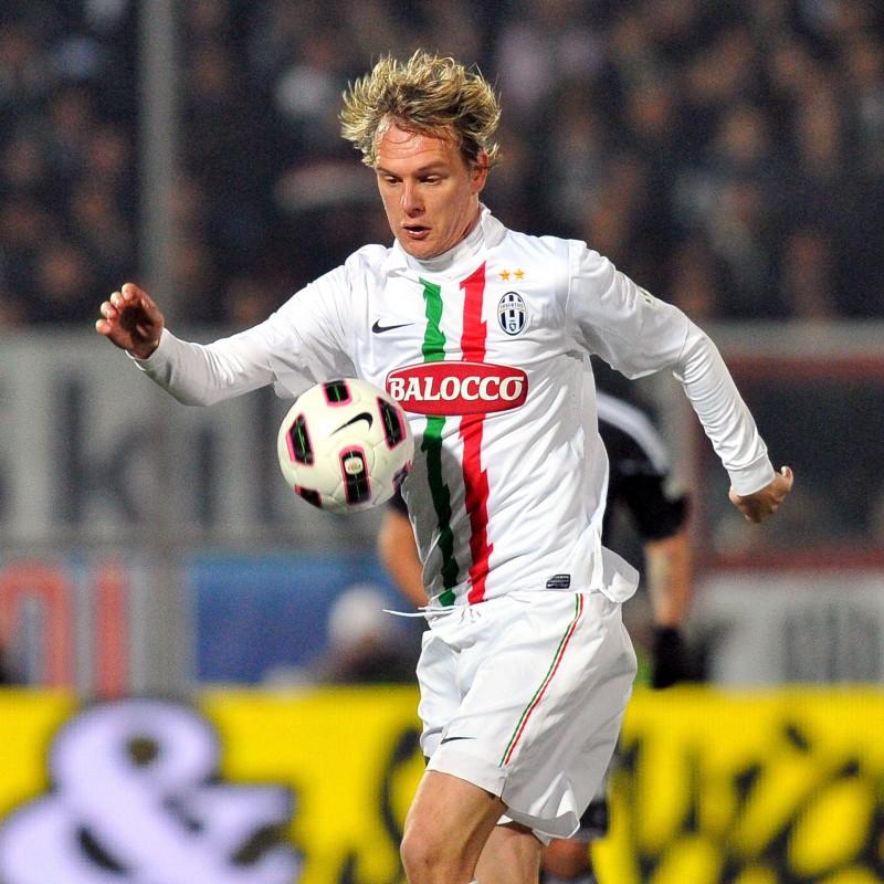 Krasic's Official Juventus Signed Shirt, 2010/11