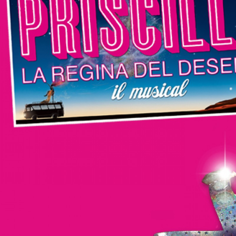Backstage Pass + 2 tickets for the musical Priscilla of June 25 at the Teatro Manzoni in Milan